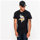 Minnesota Vikings - New Era Logo T-Shirt