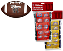 Wilson mini Flagfootball Pakke